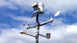 В Кирилівці запрацювала погодна станція - дані передаються онлайн
