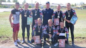 Энергодарские спасатели победили на Межрегиональных соревнованиях