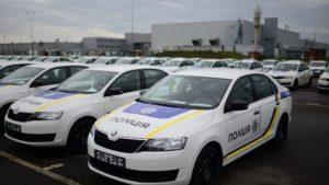 Мелитопольские патрульные получили новенький автомобиль