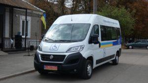 Приморская громада получила первый в области автомобиль для перевозки людей с инвалидностью, - ФОТО