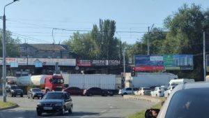 Запоріжці почали день з заторів, - ФОТО