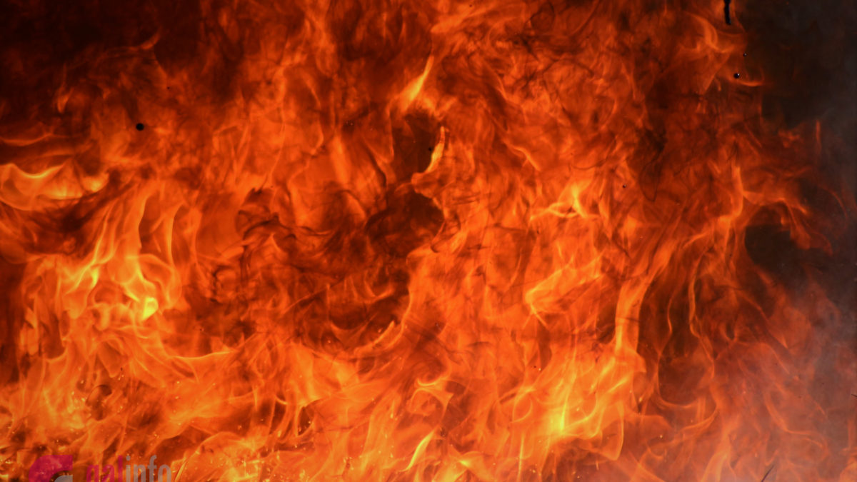 ДСНС попереджає: в Запорізькій області зберігається надзвичайна пожежна небезпека