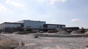 У Запоріжжі продовжується будівництво нового терміналу аеропорту, – ФОТО