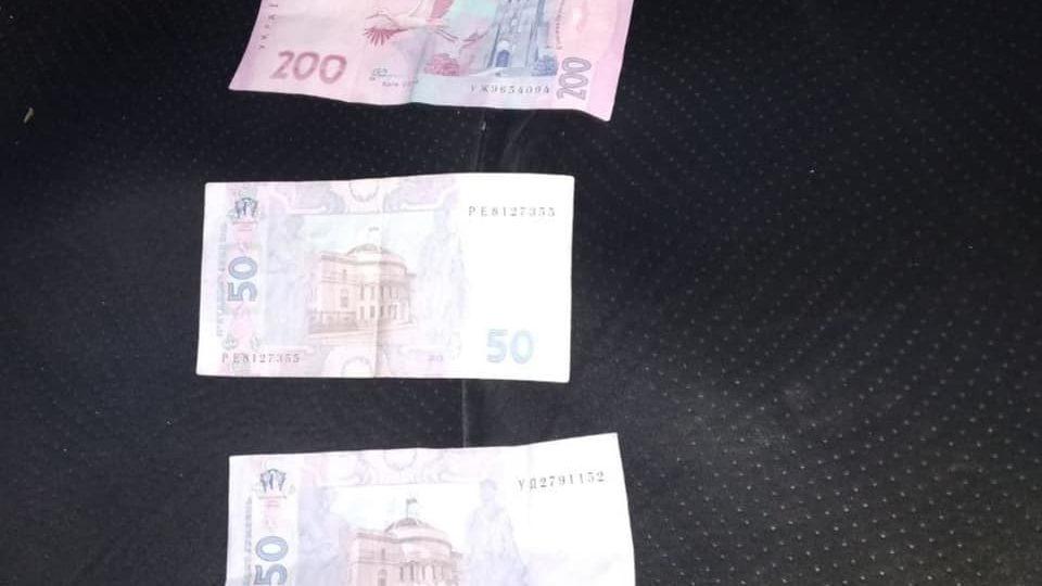 У Запоріжжі водій-порушник намагався дати поліцейським хабар у 300 гривен, – ФОТО
