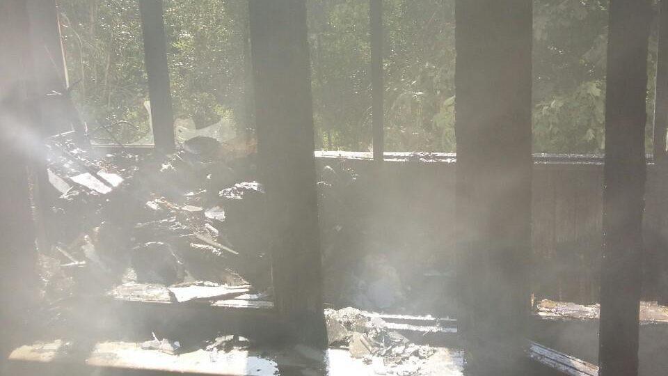 В Запорожье пожарные спасли женщину, - ФОТО