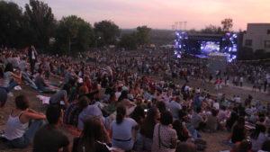 Де можна подивитися пряму трансляцію фестивалю Khortytsia Freedom у Запоріжжі
