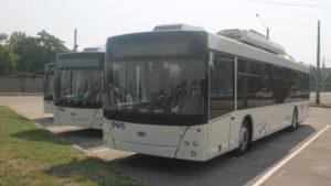 Для Запоріжжя  придбали 5 нових тролейбусів на автономному ходу: як вони виглядають, – ФОТОРЕПОРТАЖ