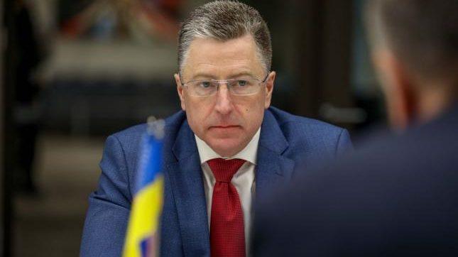Представитель США в Украине Курт Волкер подал в отставку