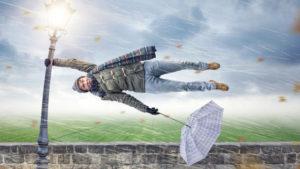 Штормове попередження: ввечері й вночі у Запоріжжі очікується гроза та шквал