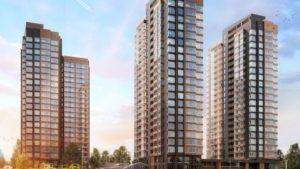 Международная строительная компания построит в Запорожье новый жилой комплекс и ТРЦ на берегу Днепра