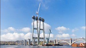 Запорізькі мости буде добудовувати турецька компанія ONUR
