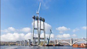 У Кабміні порахували, за скільки добудують запорізькі мости