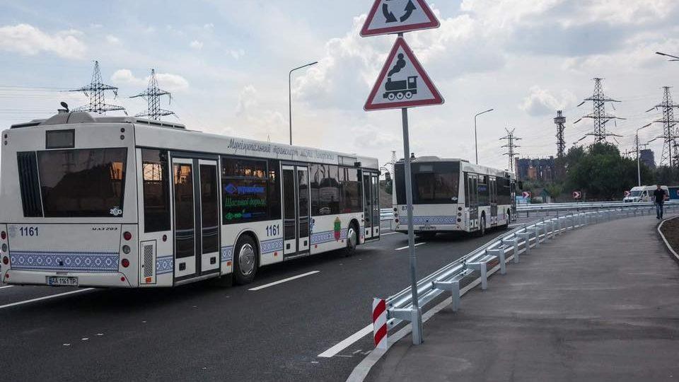 Стало відомо, коли у Запоріжжі запрацює новий автобусний маршрут до Заводського району