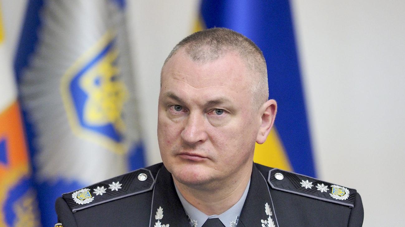 Голова Нацполіції сьогодні представить нового начальника поліції Запорізької області