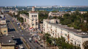 В Запорожье ремонт на проспекте Металлургов обещают закончить до конца октября