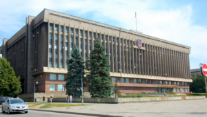 У Запоріжжі «замінували» будівлю облдержадміністрації