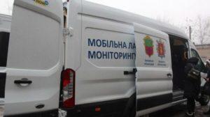 В Запорожье начнет работу мобильная экологическая лаборатория: мэрия выделила необходимые деньги