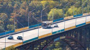 У Запоріжжі на маршрут вийшли нові автономні тролейбуси на Хортицю, – ФОТО