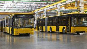 У Запоріжжі на Правий їздитимуть тролейбуси-гармошки з Європи
