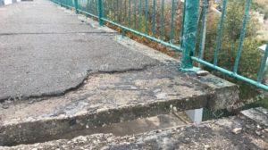 В Запорожской области разрушается 300-метровый мост, — ФОТО, ВИДЕО
