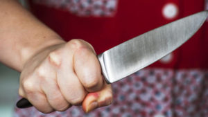 Батькові дітей, яких запоріжанка порізала ножем, обмежили до них доступ, — ВІДЕО