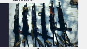 В Запорізькій області стартував місячник добровільної здачі зброї