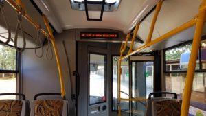 В Запоріжжі тролейбуси розповідатимуть історичні факти про минуле краю