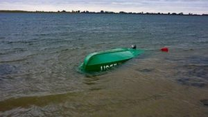 Вблизи Бердянска из-за столкновения лодок человек попал в реанимацию