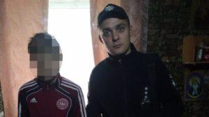 В Запоріжжі поліцейські розшукали зниклого підлітка
