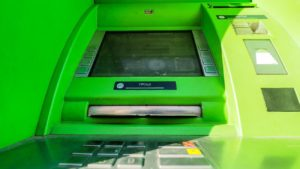 В Запоріжжі намагалися пограбувати банкомат
