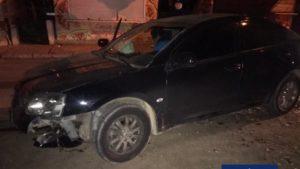 В Запоріжжі на Сталеварів сталася ДТП: водій був напідпитку, — ФОТО
