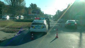В Запорожье из-за ДТП погиб мужчина пожилого возраста: полиция ищет свидетелей