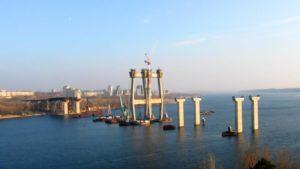 Запорожские мосты достроит китайская компания – Укравтодор