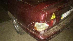 На Запоріжжі затримано водія, який переховувся від поліції після ДТП, — ФОТО