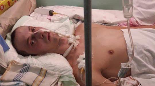 Лікарі діагностували пухлину мозку у АТОвця, який заступився за касирку в Запоріжжі