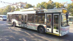В Запоріжжі відновили рух двох тролейбусних маршрутів — №9 та 13