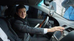Владимир Зеленский проехал по трассе «Запорожье – Мариуполь» и похвастался темпами строительства, – ФОТО