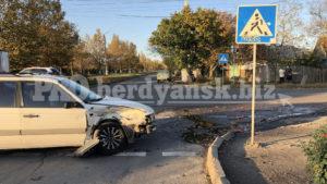 В Запорізькій області сталося ДТП, у якій постраждав чоловік з інвалідністю, — ФОТО