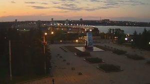 В Запорожье полностью открыли движение по плотине ДнепроГЭС