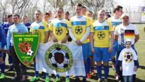 Запорізькі ветерани вийшли у фінальну частину Відкритого чемпіонату України Героїв АТО