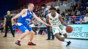 Баскетбольный клуб «Запорожье» одержал первую победу в новом сезоне, – ФОТО