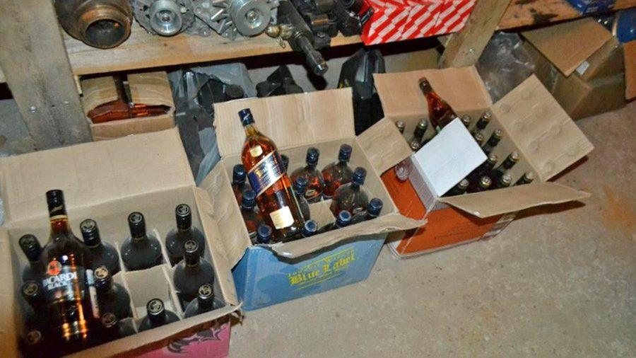На запорожских курортах отдыхающим продавали суррогатный алкоголь