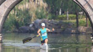 Каноїстка із Запорізької області виграла Чемпіонат світу в Китаї