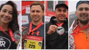 Уставшие, но счастливые: 60 фото бегунов, которые приняли участие в Запорожском полумарафоне