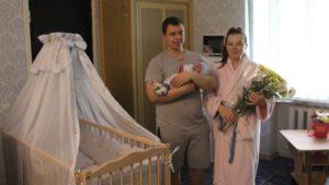 У Запоріжжі на День міста народилися 16 малюків
