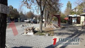 В Запорожье появится новая остановка общественного транспорта, — ФОТО