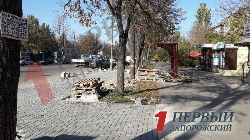 У Запоріжжі з'явиться нова зупинка громадського транспорту, — ФОТО