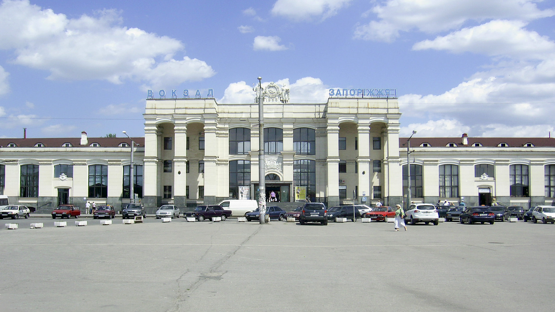 Запорізький вокзал віддадуть у приватні руки, — ПРЕМ'ЄР-МІНІСТР