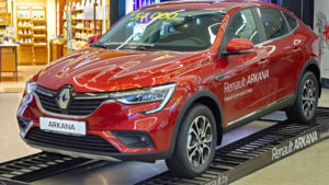 В Запорожье могут наладить выпуск кроссоверов Renault