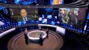 Запорізький нардеп взяв участь в телешоу російських пропагандистів, — ВІДЕО